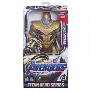 Figura de Ação Disney Marvel Vingadores Titan Hero Blast Thanos Hasbro