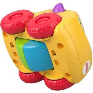Fisher-Price Carrinho Monstrinho Amarelo Mattel