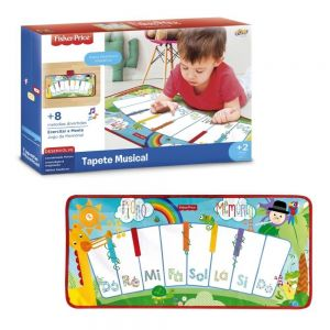 Fisher Price Tapete Musical Piano Educativo Fun