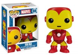 Funko Pop Boneco Iron Man Marvel