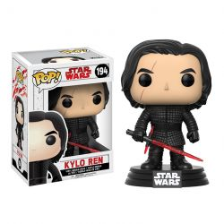 Funko Pop Boneco Kylo Ren Star Wars Disney 194