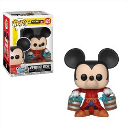 Funko Pop Boneco Mickey Mouse Apprentice 90 Anos Disney 426