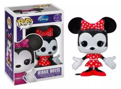 Funko Pop Boneco Minnie Mouse Disney