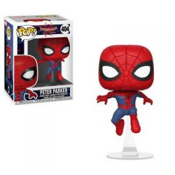 Funko Pop Boneco Peter Parker Spider-Man Into The Spider-Verse Marvel