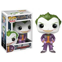 Funko Pop Boneco The Joker Arkham Asylum Dc Comics