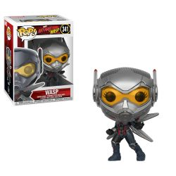 Funko Pop Boneco The Wasp Marvel