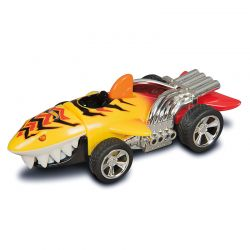 Hot Wheels Road Rippers Sharkruiser Fighters Som E Luz Dtc