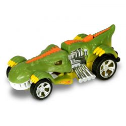 Hot Wheels Road Rippers T-Rextrover Fighters Som E Luz Dtc