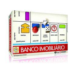 Jogo Banco Imobiliário Edição De Aniversário 80 Anos Estrela