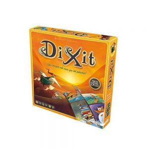 Jogo de Cartas Dixit Board Game em Português Galápagos