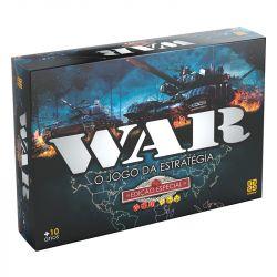 Jogo De Tabuleiro War Edição Especial Grow