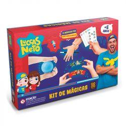 Jogo Kit de Mágicas Luccas Neto - Grow