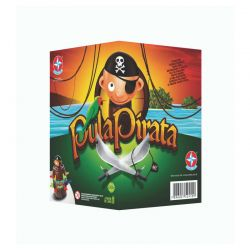 Jogo Pula Pirata Estrela