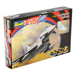 Kit de Montar Eurofighter Typhoon 1:100 Easykit Revell