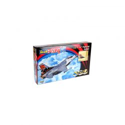 Kit de Montar F-16 Fighting Falcon 1:100 Easykit Revell
