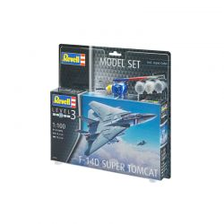 Kit de Montar F-14D Super Tomcat 1:100 Model Set Revell