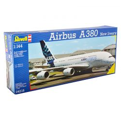Kit de Montar Airbus A380 New Livery 1:144 Revell