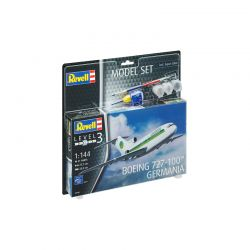 Kit de Montar Boeing 727-100 Germania 1:144 Model Set Revell