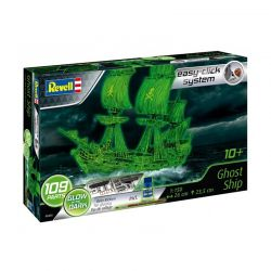 Kit de Montar Ghost Ship 1:150 Easy Click System Revell