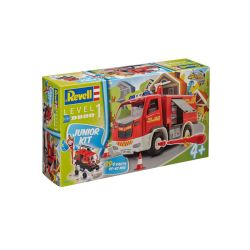 Kit de Montar Fire Truck 1:20 Revell Júnior