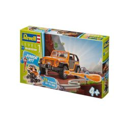 Kit de Montar Off-Road Vehicle 1:20 Revell Júnior