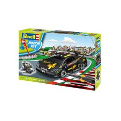 Kit de Montar Racing Car Black 1:20 Revell Júnior