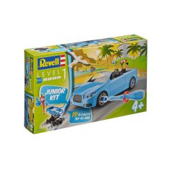 Kit De Montar Revell Júnior 1:20 Roadster