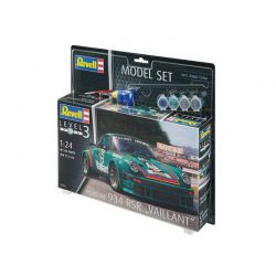 Kit de Montar Porsche 934 RSR Vaillant 1:24 Model Set Revell