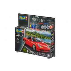 Kit de Montar Porsche Boxster 1:24 Model Set Revell