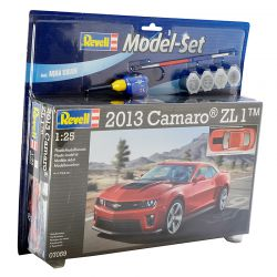 Kit De Montar Revell 1:25 Model Set 2013 Camaro Zl-1