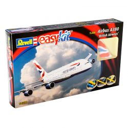 Kit de Montar Airbus A380 British Airways 1:288 Easykit Revell