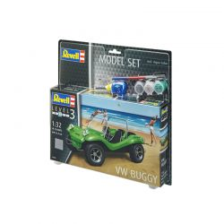 Kit de Montar Volkswagen Buggy 1:32 Model Set Revell