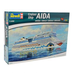 Kit de Montar Cruiser Ship Aida 1:400 Revell
