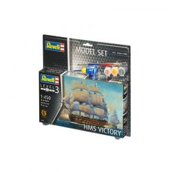 Kit de Montar Hms Victory 1:450 Model Set Revell