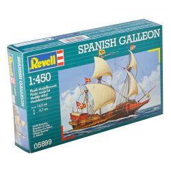 Kit de Montar Spanish Galleon 1:450 Revell
