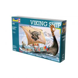 Kit de Montar Barco Viking Ship 1:50 Revell