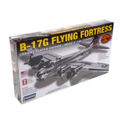 Kit De Montar Lindberg 1:64 B 17G Flying Fortress