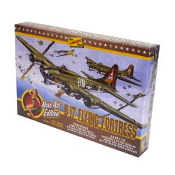 Kit de Montar B-17G Flying Fortress Nose Art Edition 1:64 Lindberg