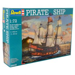 Kit De Montar Revell 1:72 Pirate Ship