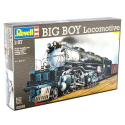 Kit de Montar Big Boy Locomotive 1:87 Revell