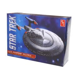 Kit De Montar Amt 1:1400 Star Trek U.S.S.Enterprise Ncc 1701 E