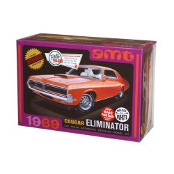 Kit De Montar Amt 1:25 Mercury Cougar 1969