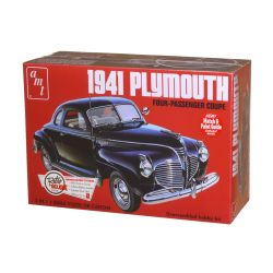 Kit de Montar Plymouth Coupe 1941 1:25 Amt