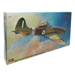Kit de Montar Antigo Avião Macchi C.205 Veltro 'Royal Egyptian Air Force' - 1:48 Hasegawa