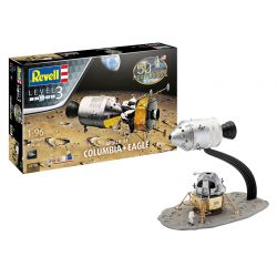Kit de Montar Apollo 11 Columbia + Eagle 1:96 Model Set Revell