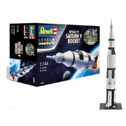 Kit de Montar Apollo Saturn 1:144 Revell