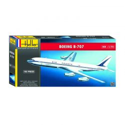 Kit de Montar Boeing B-707 Air France 1:72 Heller