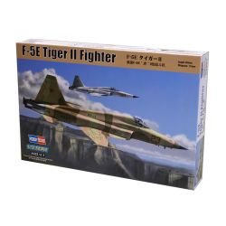 Kit de Montar F 5E Tiger II Fighter 1:72 Hobby Boss