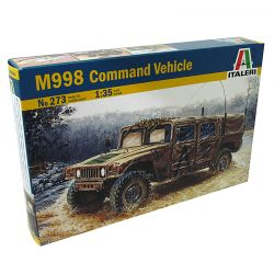 Kit de Montar Hummer M998 Command Vehicle 1:35 Italeri