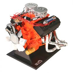 Kit de Montar Motor Dodge Hemi 426 Super Stock 1:4 Lindberg